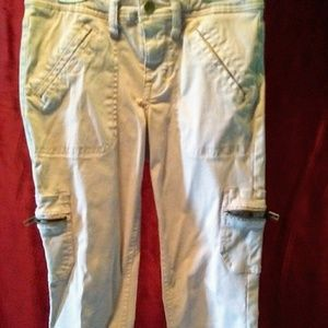 Mossimo Supply Co. Pink Zipper Pants